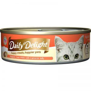 DD Jelly - Tuna White with Carrot - Daily Delight - Yappy Pets