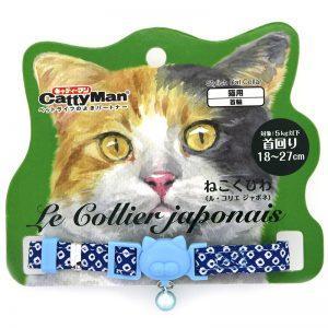 DM-88412 Le Collier Japonais - Blue Deer - CattyMan - Noble Advance