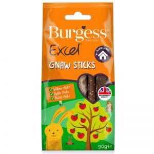 GnawSticks B43 - Burgess Logo - Yappy Pets