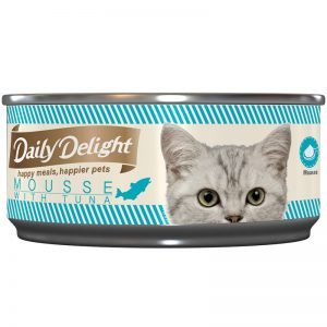 Mousse With Tuna - Daily Delight - Yappy Pets