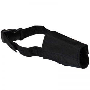 Muzzle Black Nylon SECURITY (1) - Connect - Adec Distribution