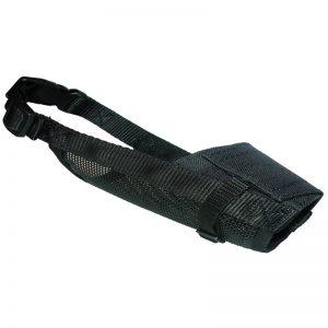 Muzzle Black Nylon SECURITY (2) - Connect - Adec Distribution