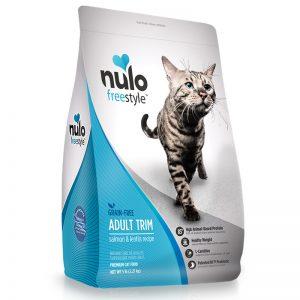 Nulo Freestyle Adult Trim Cat Grain-free Salmon & Lentils Recipe - Nulo - Adec Distribution