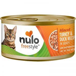 Nulo Freestyle Cat Grain-free Minced Turkey & Duck - Nulo - Adec Distribution