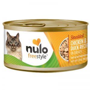 Nulo Freestyle Cat Grain-free Shredded Chicken & Duck - Nulo - Adec Distribution