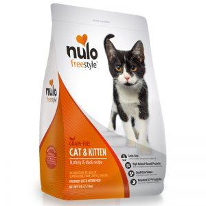 Nulo Freestyle Cat & Kitten Grain-free Turkey & Duck Recipe - Nulo - Adec Distribution