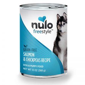 Nulo Freestyle Dog Grain-free Turkey, Salmon, & Chickpeas - Nulo - Adec Distribution
