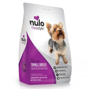 Nulo Freestyle Small Breed Dog Grain-free Salmon & Red Lentils Recipe - Nulo - Adec Distribution