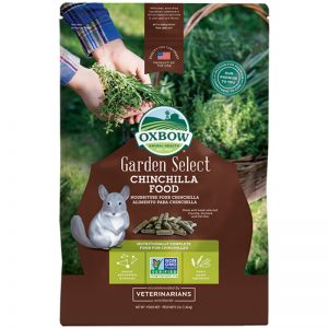 O283 Garden Select Chinchilla - Oxbow - Yappy Pets