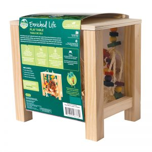 O9214 Play Table Back - Oxbow - Yappy Pets