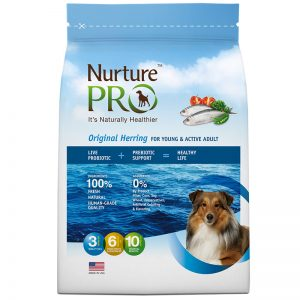 Original Herring For Young & Active Adult - Nurture Pro - Yappy Pets