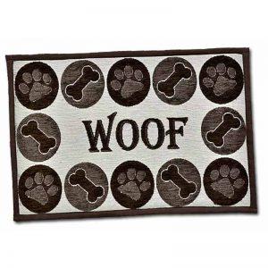 Bella Fashion Dog Mat (Woof)