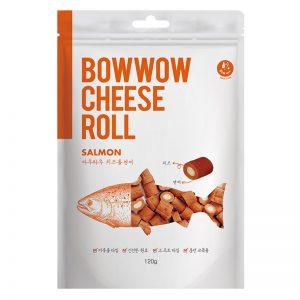 Cheese Roll (120g) Cheese + Salmon BW1017