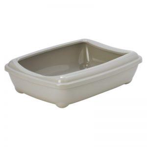 Open litter boxes arist-o-tray + rim 50cm large (4)- Moderna - AdecDistribution
