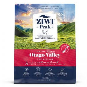 Dog Air-dried Otago Valley 900g (2oz) (1)- Ziwi - Yappy Pets