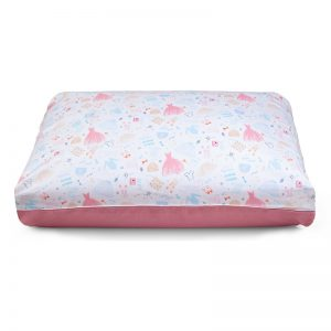 DreamCastle Cooling Dog Bed For puppies to medium sized breed Bella The Ballerina