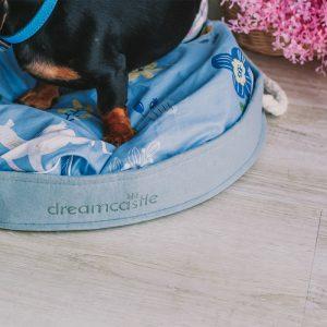 Dreamcastle Deborah Round Dog Bed