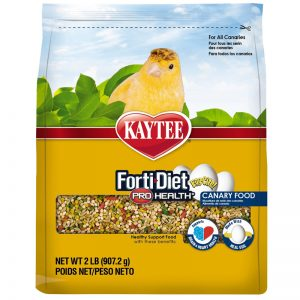 Forti-Diet Egg-Cite Canary