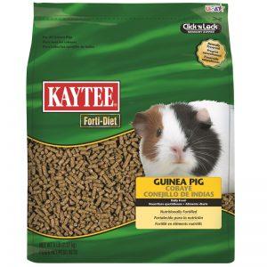 Forti-Diet Guinea Pig Food - Kaytee - Rein Biotech