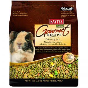 Gourmet Recipe Guinea Pig Food - Kaytee - Rein Biotech