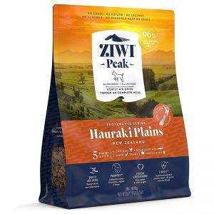 ZIWI Peak Air-Dried Hauraki Plains Provenance Dog Food 900G