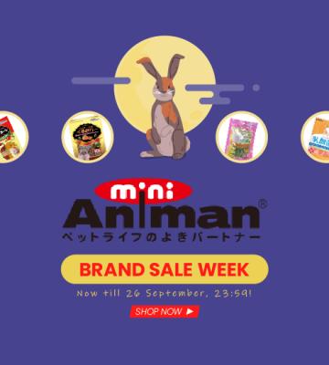 Clubpets Brand Sale Week:  Mini Animan