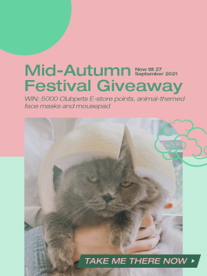 Mid Autumn Giveaway