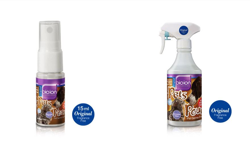 4 Ways Bio Ion's All-in-One Pet Sanitisers Make Every Pet Owner's Life Easier