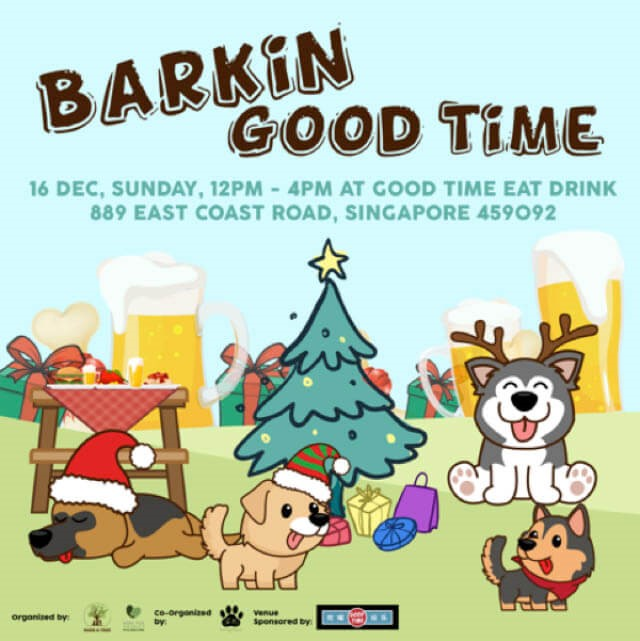 Have Yourself a Barkin Good Time This Christmas