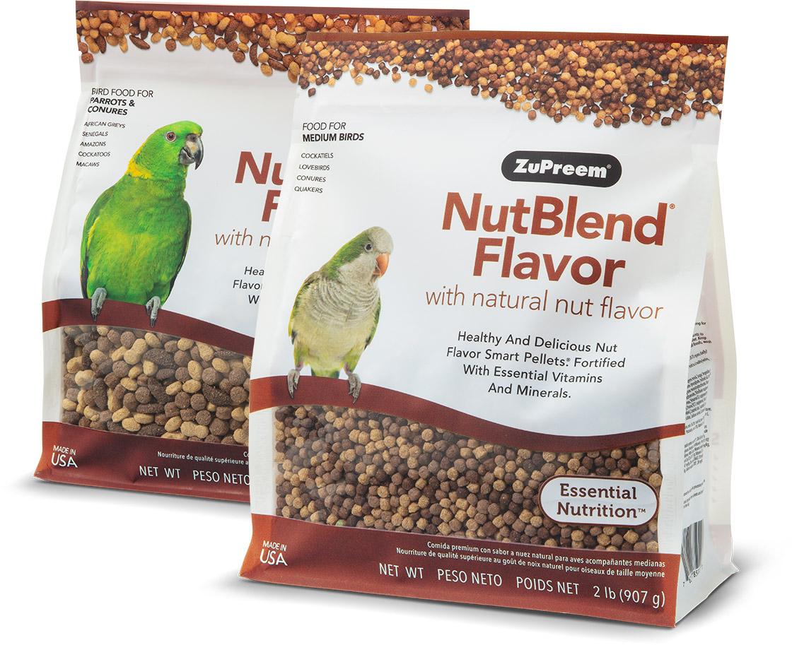 4 Benefits of Feeding Your Bird A Pellet Diet Instead of Seeds
