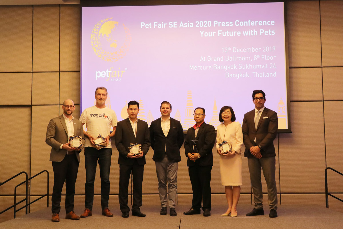 Pet Fair SE Asia 2020 is Revolutionising the Pet Industry in South-East Asia
