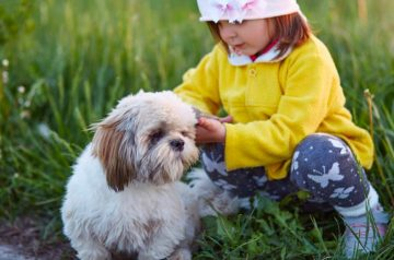 5 Ways Pets Nurture & Encourage Child Development