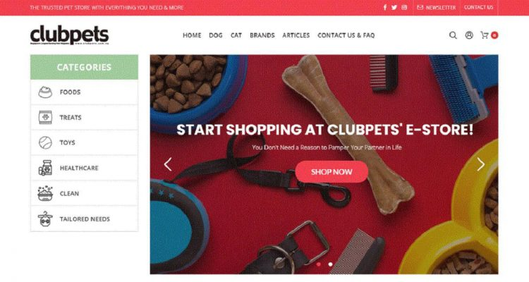 5 Irresistible Perks of Shopping Online at Clubpets' E-Store for Pet Food, Pet Accessories & More!