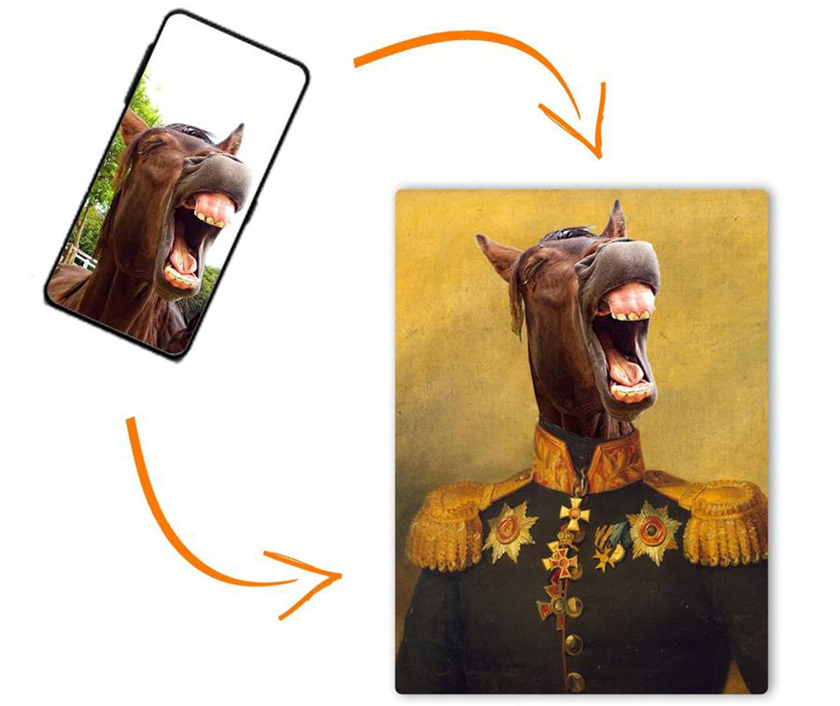 Paint Me Like One of Your French Pets: Pet Portrait Customisation at Your Fingertips with Kibbles n' Krowns!
